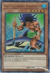 The Legendary Fisherman - LART-EN020 - Ultra Rare - Limited Edition