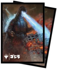 Ultra Pro Sleeves: Ikoria - Godzilla, King Of The Monsters (100ct)