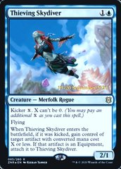 Thieving Skydiver - Foil - Prerelease Promo