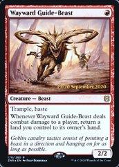 Wayward Guide-Beast - Foil - Prerelease Promo