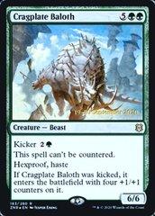 Cragplate Baloth - Foil (Prerelease)
