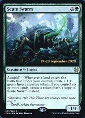Scute Swarm - Foil - Prerelease Promo