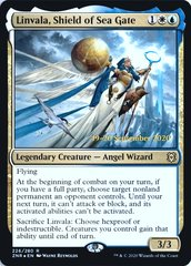 Linvala, Shield of Sea Gate - Foil - Prerelease Promo