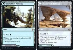 Branchloft Pathway // Boulderloft Pathway (Prerelease) - Foil