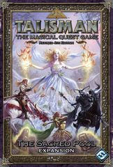 Talisman: Revised 4th Edition - The Sacred Pool Expansion