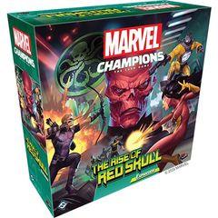 (Deprecated) Marvel Champions: The Rise of Red Skull Expansion