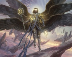 Angel of Destiny Art Card