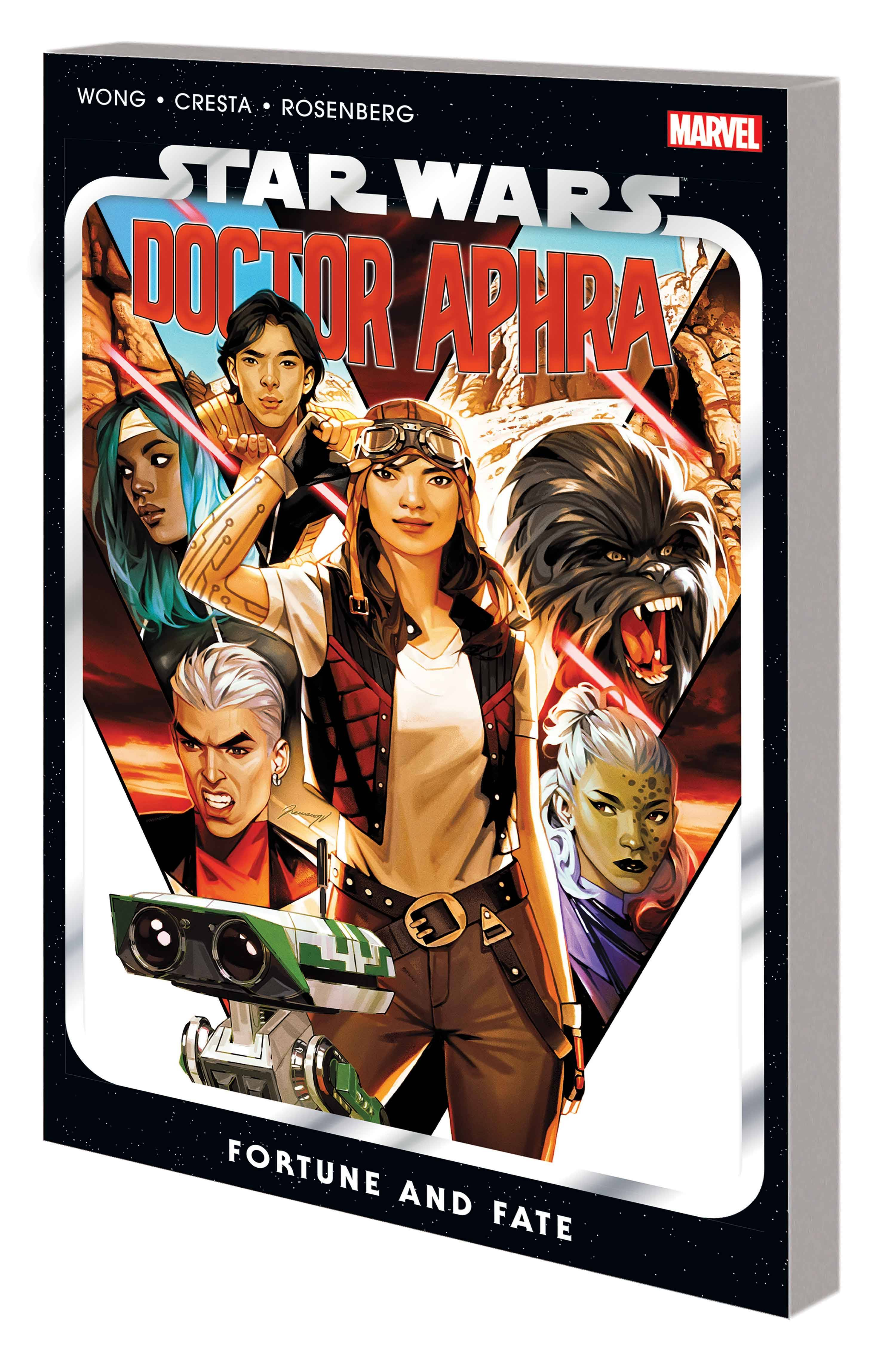 Star Wars Doctor Aphra Tp Vol 01 Fortune And Fate (STL171283)