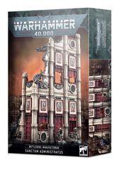 Battlezone: Manufactorum Sanctum Administratus