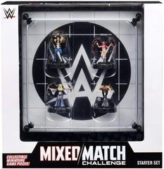 HeroClix WWE: Mixed Match Challenge 2-Player Starter Set