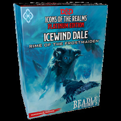Icewind Dale: Rime of the Frostmaiden (Platinum Edition)