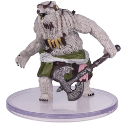 D&D Collector's Series: Oyaminartok the Goliath Werebear