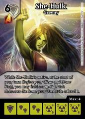 She-Hulk: Greeny