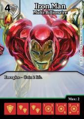 Iron Man: Multi-Billionaire
