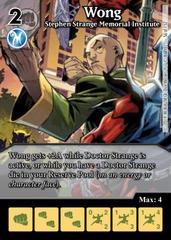 Wong: Stephen Strange Memorial Institute - Foil