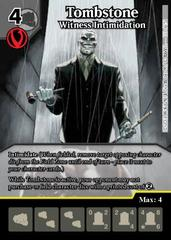 Tombstone: Witness Intimidation - Foil