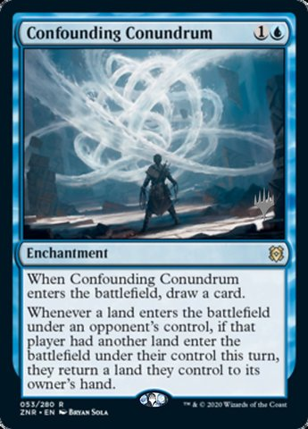 Confounding Conundrum - Promo Pack