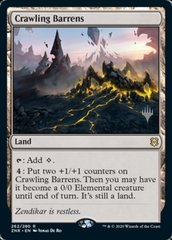 Crawling Barrens - Foil - Promo Pack