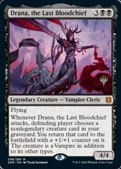 Drana, the Last Bloodchief - Foil - Promo Pack