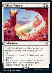 Felidar Retreat - Foil - Promo Pack