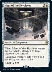 Maul of the Skyclaves - Foil - Promo Pack