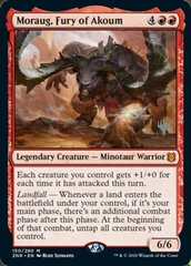 Moraug, Fury of Akoum - Foil - Promo Pack
