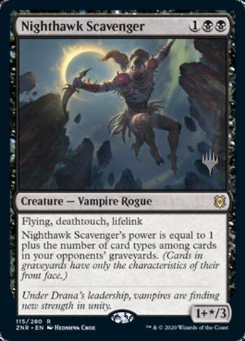 Nighthawk Scavenger - Foil - Promo Pack