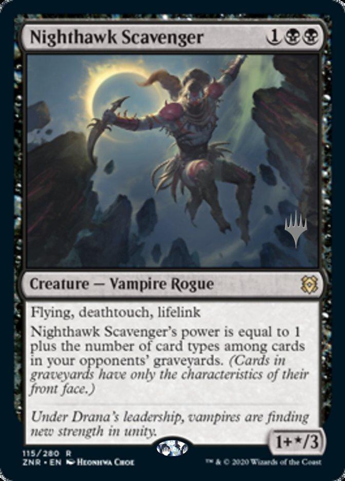 Nighthawk Scavenger - Promo Pack