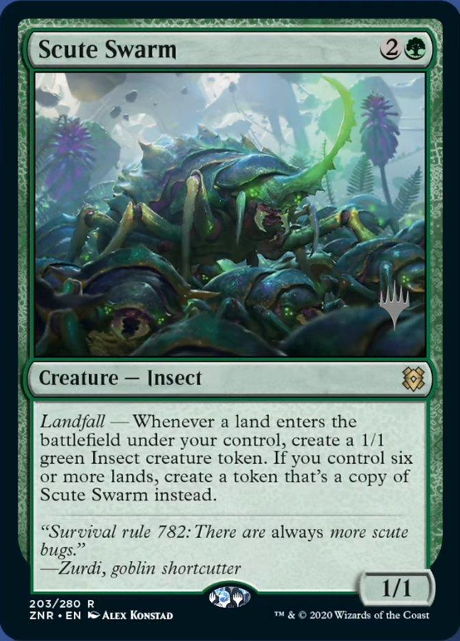 Scute Swarm - Promo Pack