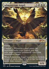 Admonition Angel - Foil