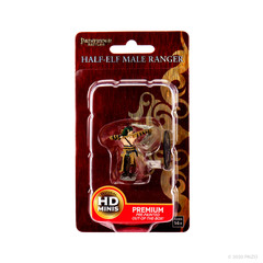 Half-Elf Ranger Male - Wave 1