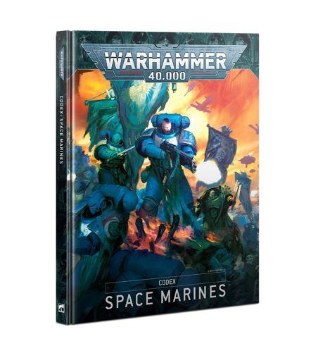 Codex: Space Marines (HB) (ENGLISH)