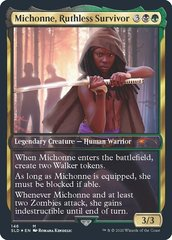 Michonne, Ruthless Survivor - Foil