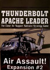 Thunderbolt Apache Leader: Expansion #2 - Airborne!