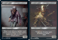 Walker (Metal Head) Token // Walker (Winslow) Token - Foil