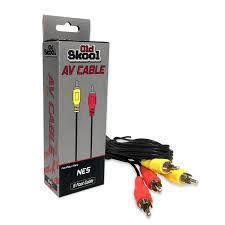 Old Skool NES AV Cable