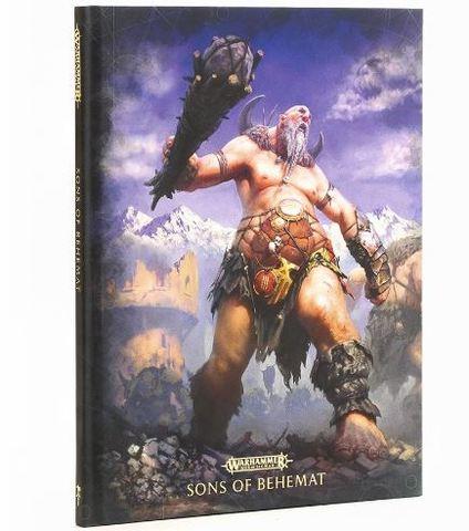 Battletome: Sons Of Behemat (Hb) (Eng)