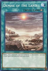 Demise of the Land - OP14-EN019 - Common - Unlimited Edition
