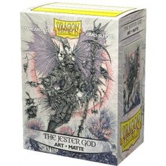 Dragon Shield 100CT Box Matte Art Sleeves The Jester God