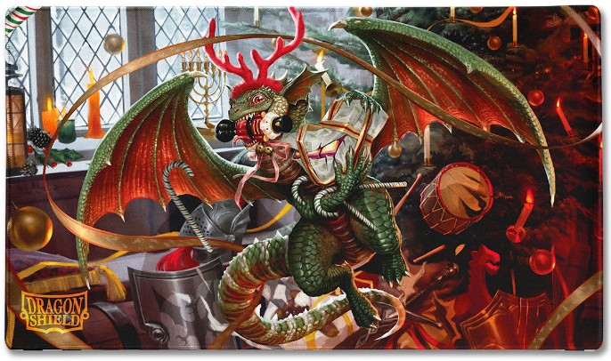 Dragon Shield Playmat Christmas 2020