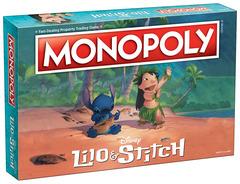 Monopoly: Disney Lilo & Stitch