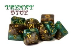 Gate Keeper Games - Halfsies Dice - Treant