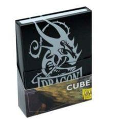 Dragon Shield - Cube Shell: Black