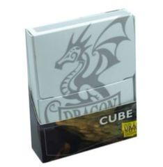Dragon Shield - Cube Shell: White