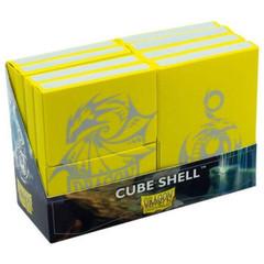 Dragon Shield Cube Shell: Yellow (8)