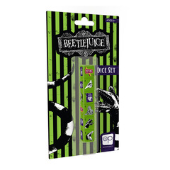 USAopoly - Beetlejuice Dice Set