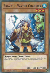 Eria the Water Charmer - SDCH-EN002 - Common - 1st Edition