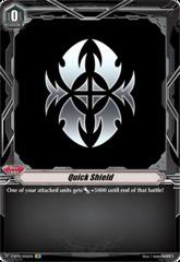 Quick Shield (Shadow Paladin) - V-BT10/SP25EN - SP (Special Parallel)