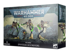 Necrons Ophydian Destroyers