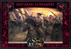 A Song of Ice & Fire - Tabletop Miniatures Game - Dothraki Screamers